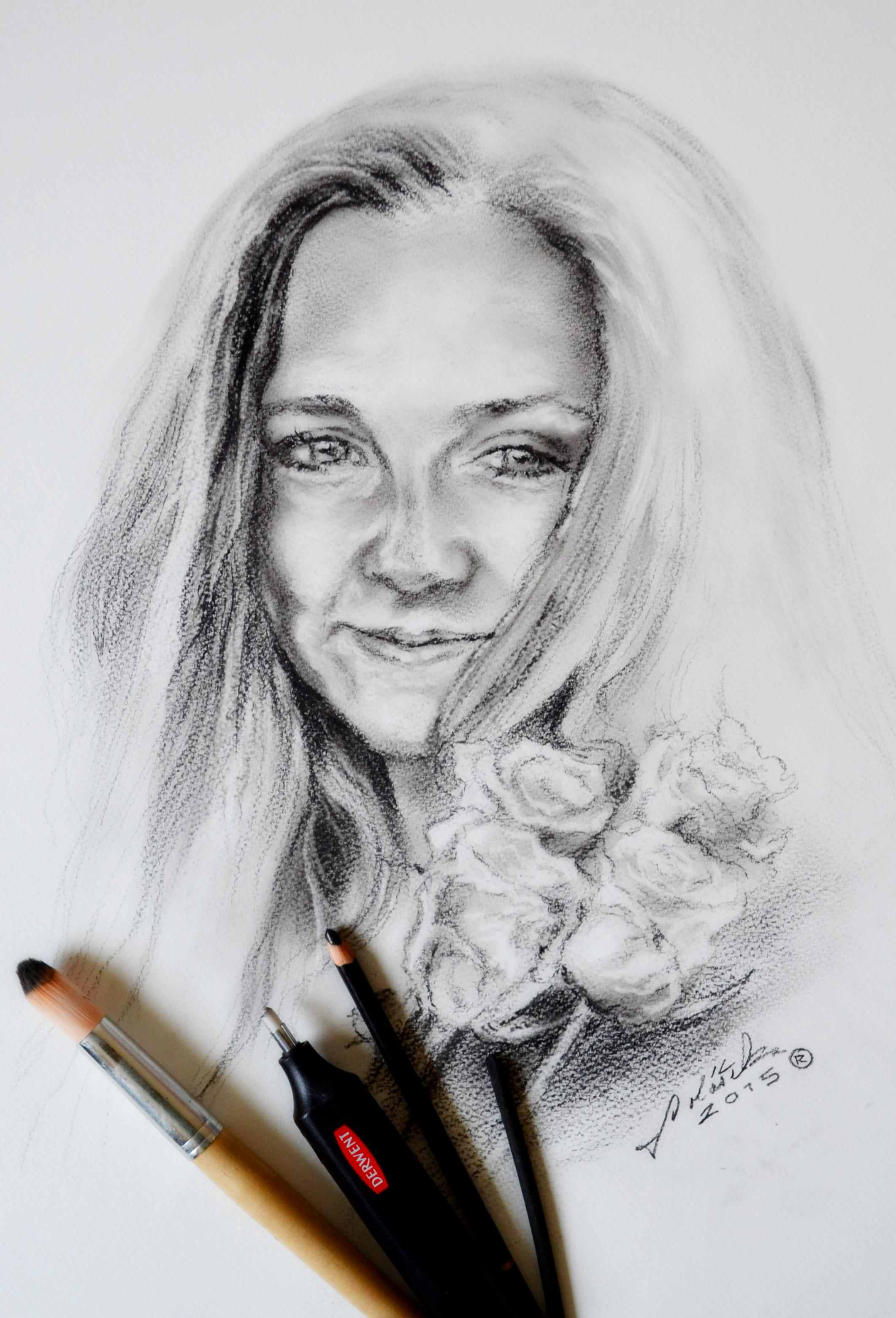 Polasek portret 1