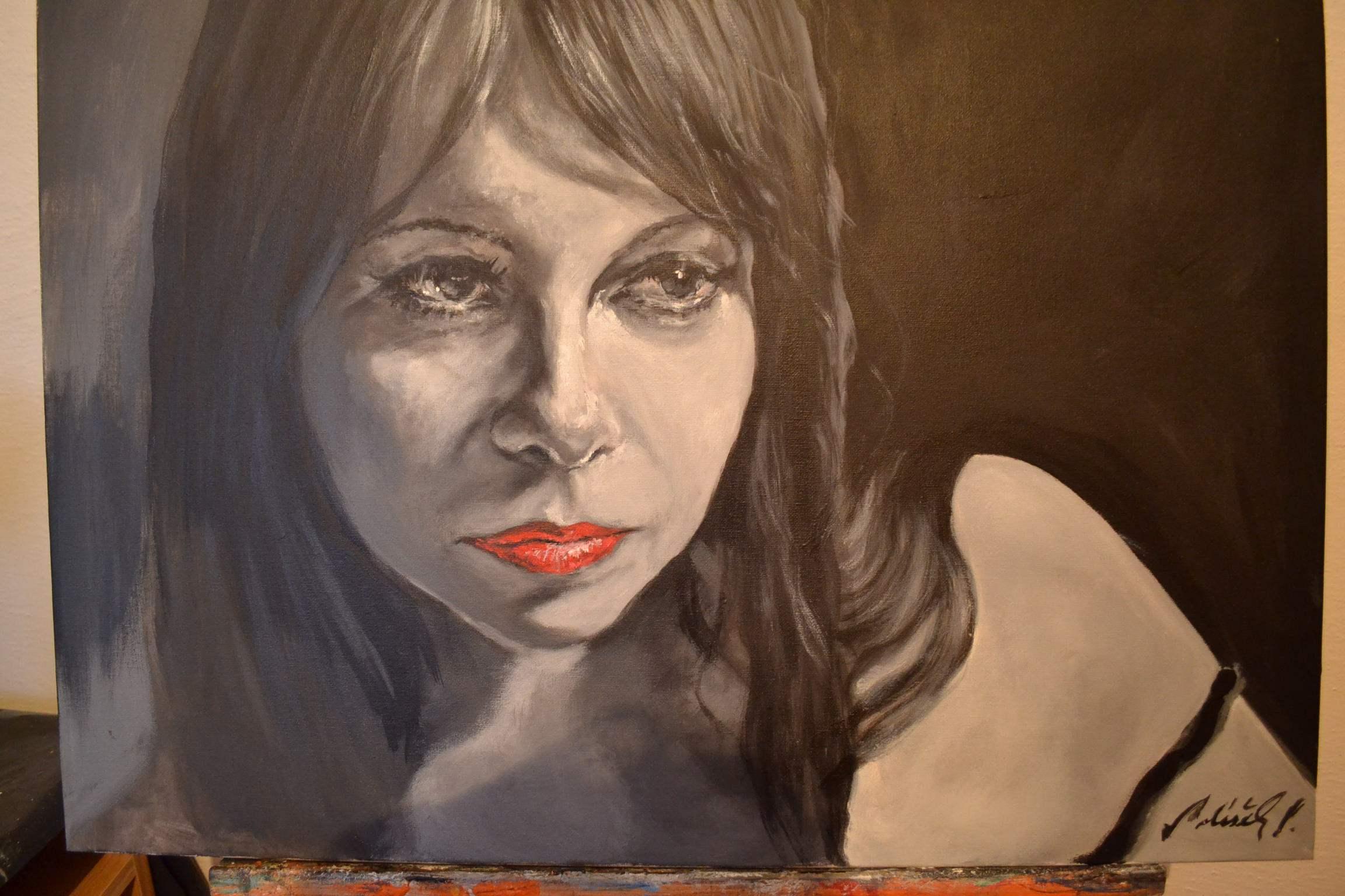 Polasek portret 17