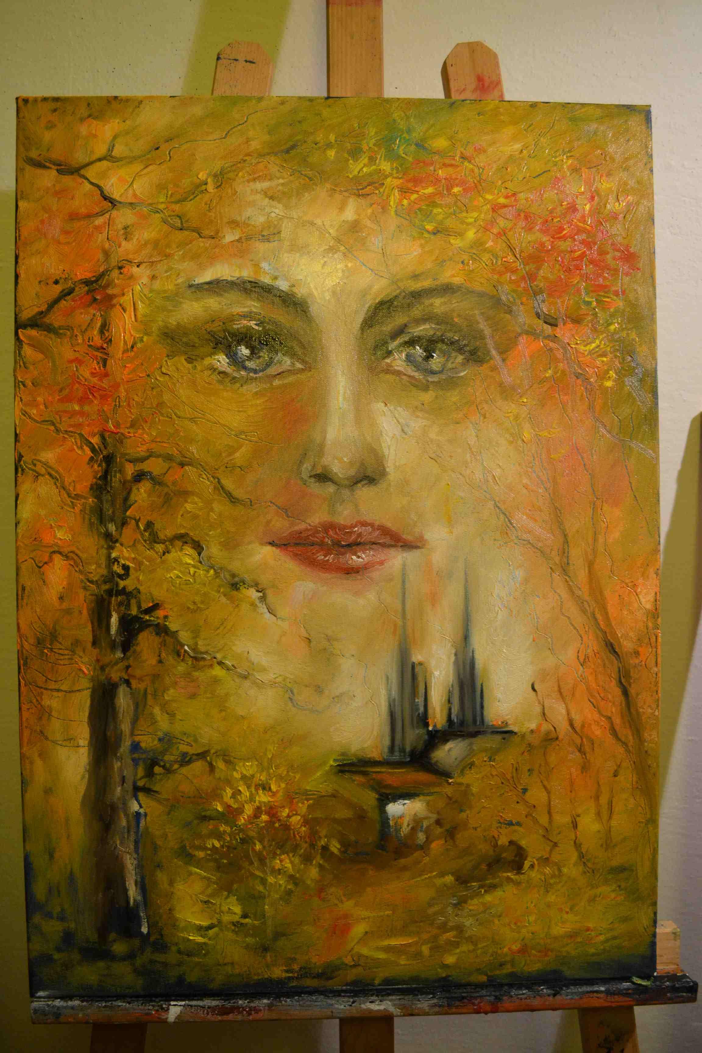 Polasek portret 30