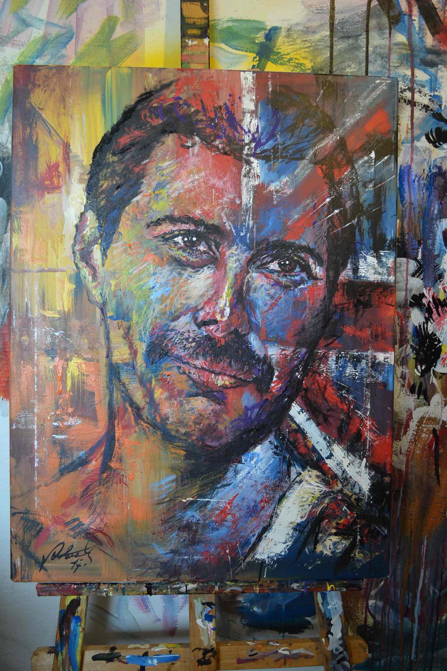 Polasek portret 33