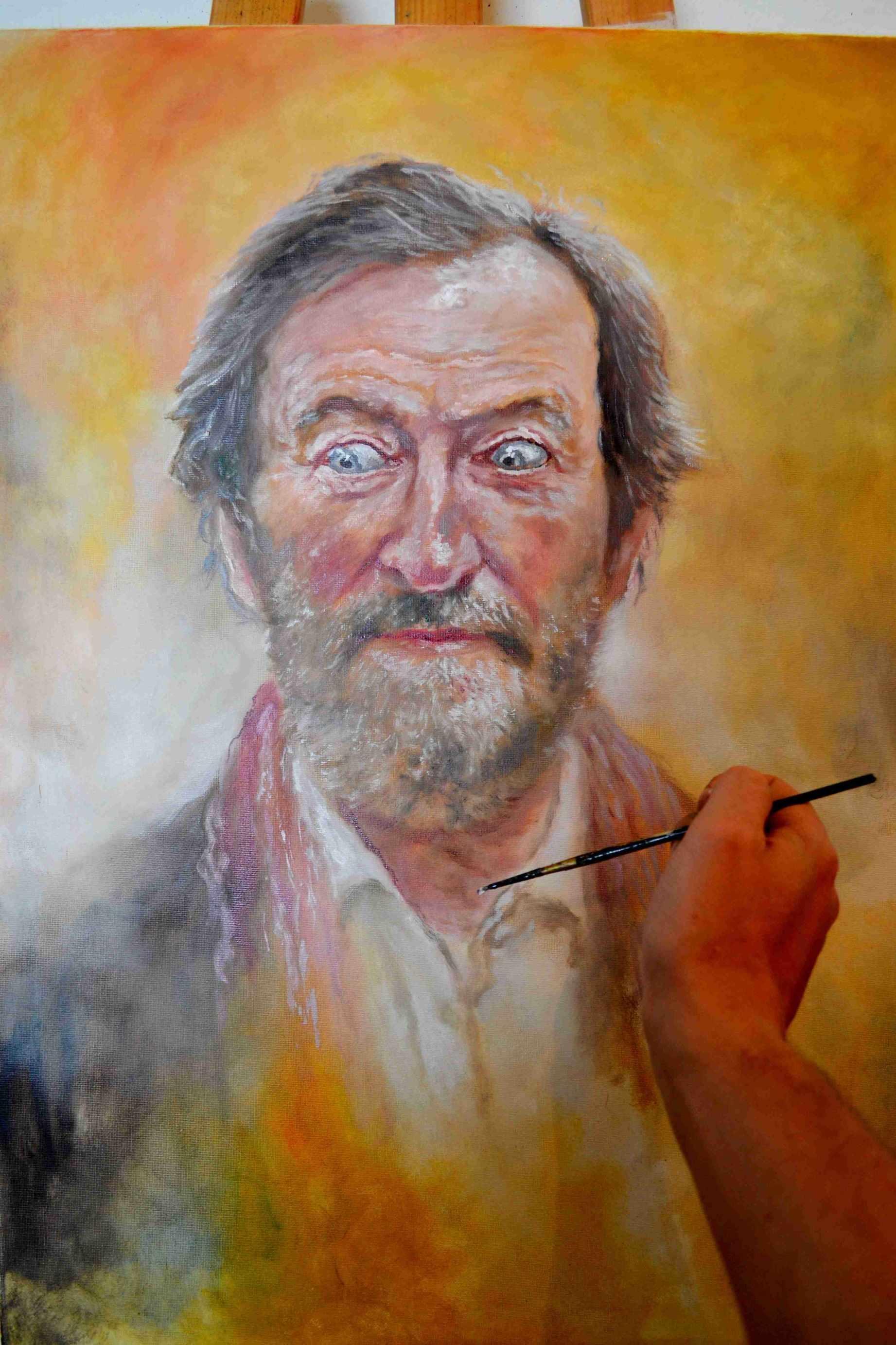 Polasek portret 37