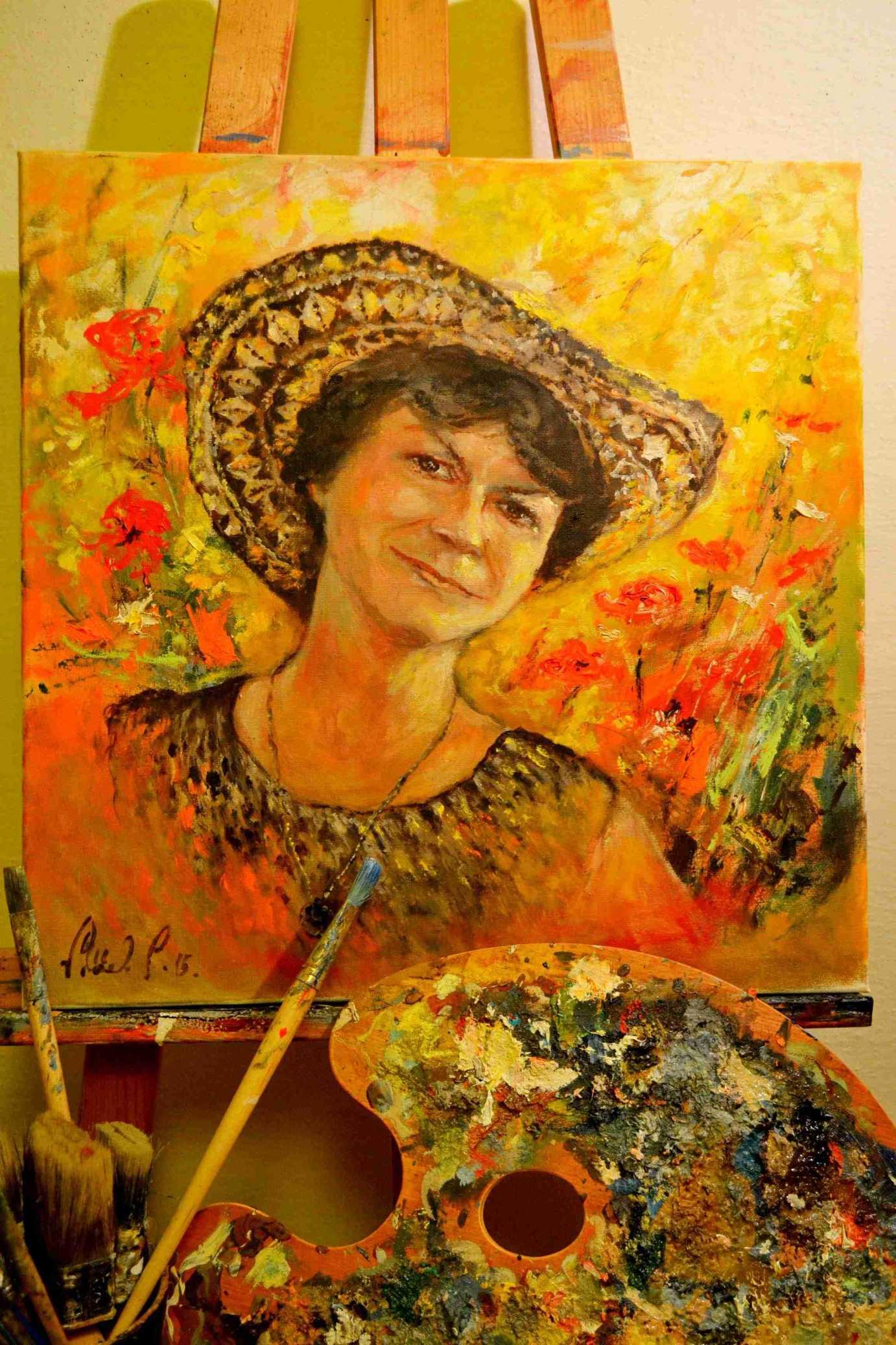 Polasek portret 41