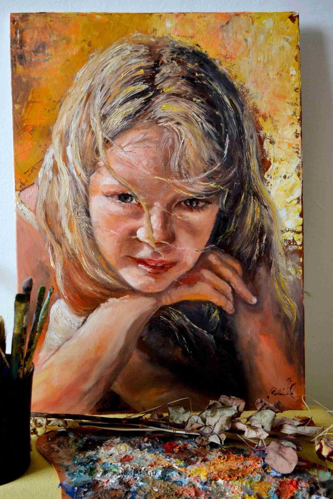Polasek portret 43