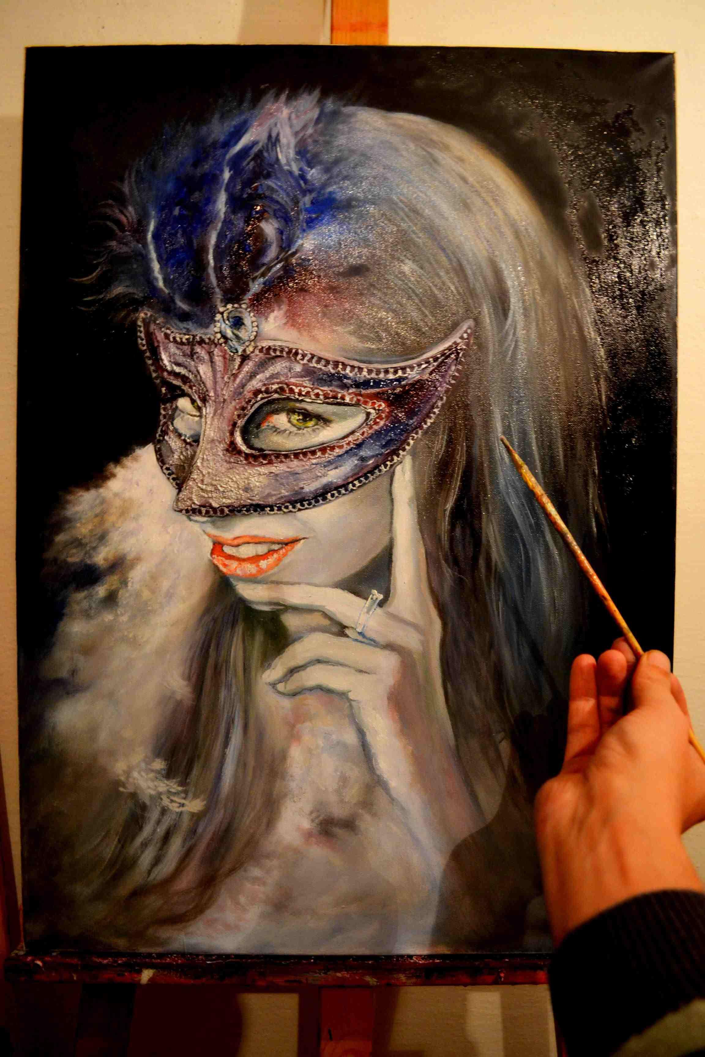 Polasek portret 45