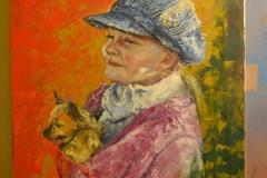 Polasek portret 15